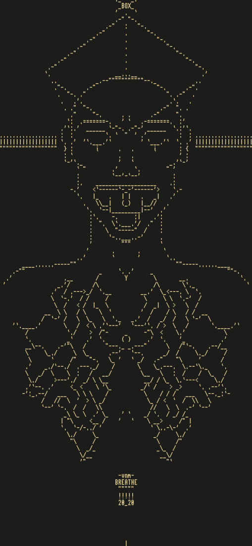 Nature ASCII Art