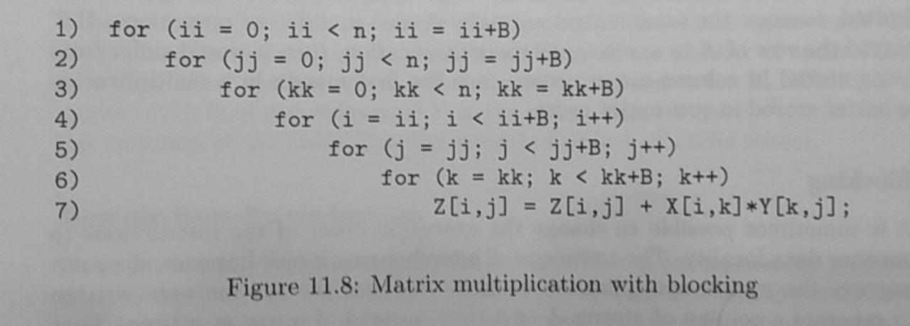Basic matrix multiplication 2
