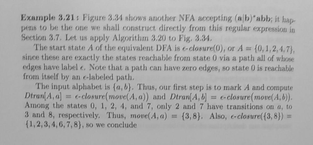 NFA Example