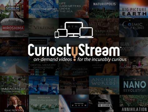 curiosity stream