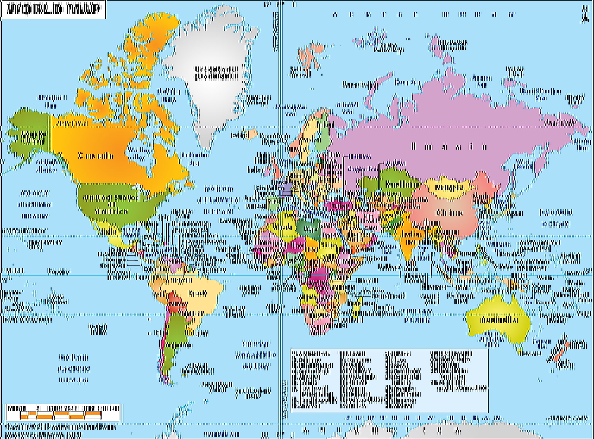World Map, jpeg header dct single bit flip corruption