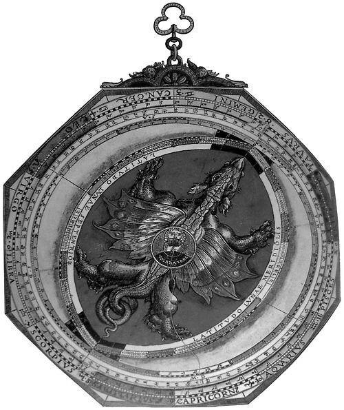 Astronomicum Cæsareum,